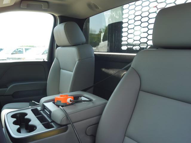 2019 Silverado 3500 Regular Cab DRW 4x4,  Knapheide Value-Master X Platform Body #TR70453 - photo 12