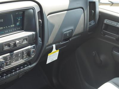 2019 Silverado 3500 Regular Cab DRW 4x4,  Knapheide Value-Master X Platform Body #TR70453 - photo 14