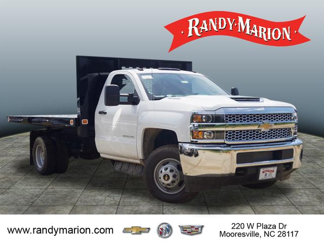 2019 Silverado 3500 Regular Cab DRW 4x2,  Knapheide Value-Master X Platform Body #TR70464 - photo 1