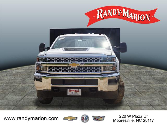 2019 Silverado 3500 Regular Cab DRW 4x2,  Knapheide Value-Master X Platform Body #TR70464 - photo 3
