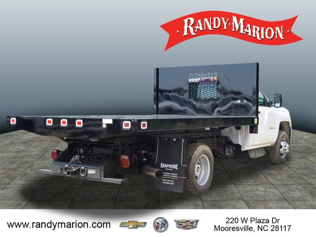 2019 Silverado 3500 Regular Cab DRW 4x2,  Knapheide Value-Master X Platform Body #TR70464 - photo 2