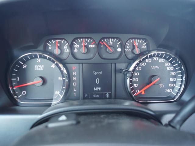 2019 Silverado 3500 Regular Cab DRW 4x4,  Knapheide Value-Master X Platform Body #TR70481 - photo 23
