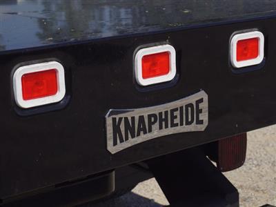 2019 Silverado 3500 Regular Cab DRW 4x4,  Knapheide Value-Master X Platform Body #TR70481 - photo 10