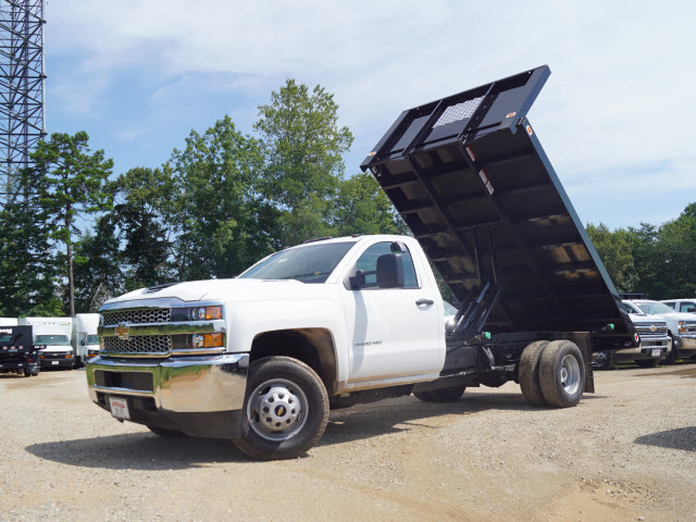2019 Silverado 3500 Regular Cab DRW 4x2,  Knapheide Value-Master X Platform Body #TR70494 - photo 12
