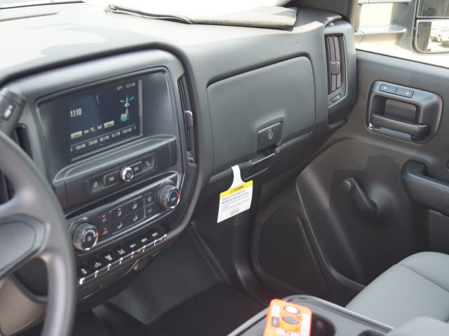 2019 Silverado 3500 Regular Cab DRW 4x2,  Knapheide Value-Master X Platform Body #TR70494 - photo 15