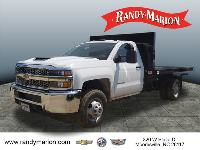 2019 Silverado 3500 Regular Cab DRW 4x2,  Knapheide Value-Master X Platform Body #TR70494 - photo 4