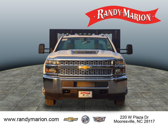 2019 Silverado 3500 Regular Cab DRW 4x2,  Knapheide Value-Master X Platform Body #TR70496 - photo 3