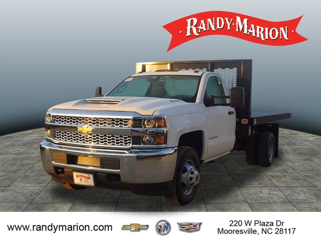 2019 Silverado 3500 Regular Cab DRW 4x2,  Knapheide Value-Master X Platform Body #TR70496 - photo 4