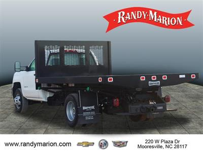 2019 Silverado 3500 Regular Cab DRW 4x2,  Knapheide Value-Master X Platform Body #TR70496 - photo 6