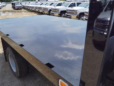 2019 Silverado 3500 Regular Cab DRW 4x4,  Knapheide Value-Master X Platform Body #TR70500 - photo 11