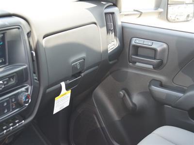 2019 Silverado 3500 Regular Cab DRW 4x4,  Knapheide Value-Master X Platform Body #TR70500 - photo 13