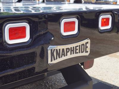2019 Silverado 3500 Regular Cab DRW 4x4,  Knapheide Value-Master X Platform Body #TR70500 - photo 9