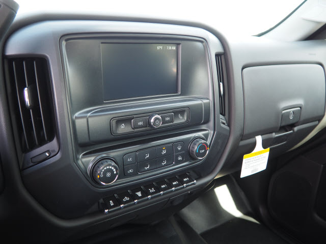2018 Silverado 3500 Crew Cab DRW 4x2,  Reading Service Body #TR70503 - photo 16
