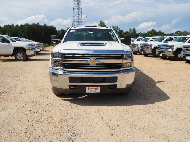 2018 Silverado 3500 Crew Cab DRW 4x2,  Reading Service Body #TR70503 - photo 3