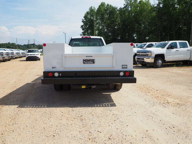 2018 Silverado 3500 Crew Cab DRW 4x2,  Reading Service Body #TR70503 - photo 6