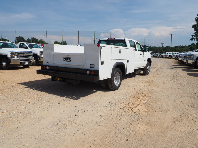 2018 Silverado 3500 Crew Cab DRW 4x2,  Reading Service Body #TR70503 - photo 2