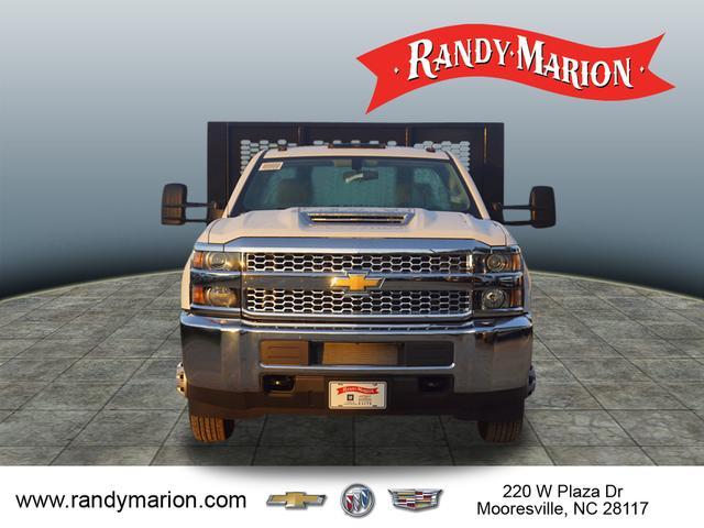 2019 Silverado 3500 Regular Cab DRW 4x2,  Knapheide Platform Body #TR70728 - photo 3