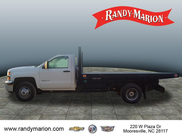 2019 Silverado 3500 Regular Cab DRW 4x2,  Knapheide Platform Body #TR70728 - photo 5