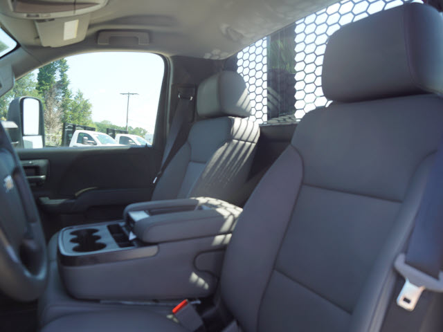 2019 Silverado 3500 Regular Cab DRW 4x4,  Knapheide Value-Master X Platform Body #TR70875 - photo 10