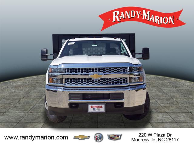 2019 Silverado 3500 Regular Cab DRW 4x4,  Knapheide Value-Master X Platform Body #TR70875 - photo 3