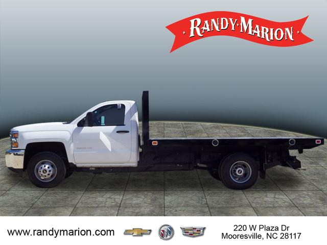 2019 Silverado 3500 Regular Cab DRW 4x4,  Knapheide Value-Master X Platform Body #TR70875 - photo 5