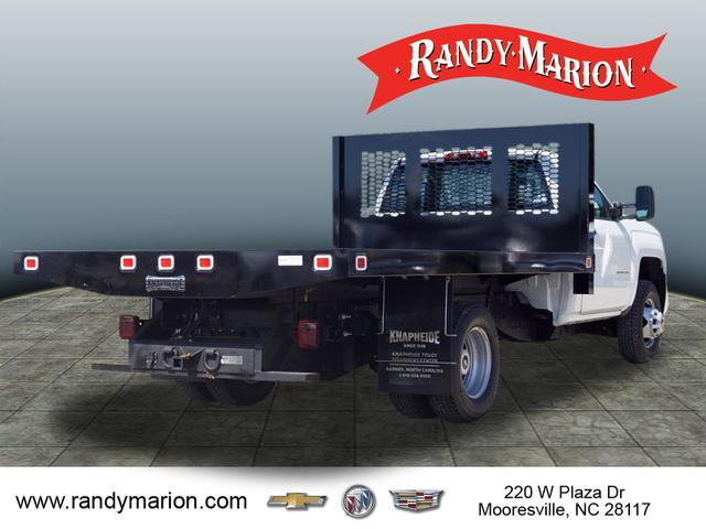 2019 Silverado 3500 Regular Cab DRW 4x4,  Knapheide Value-Master X Platform Body #TR70875 - photo 2