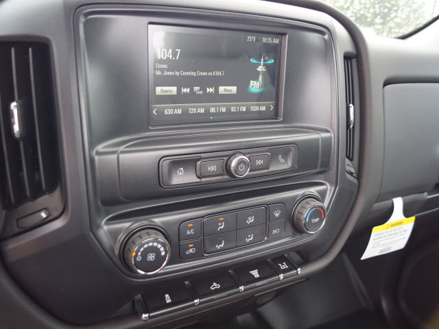 2018 Silverado 3500 Regular Cab DRW 4x2,  Reading Service Body #TR71000 - photo 19