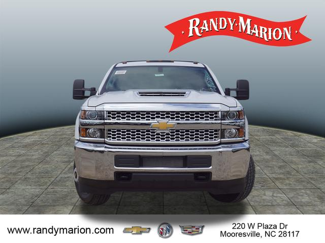 2019 Silverado 3500 Regular Cab DRW 4x4,  CM Truck Beds Platform Body #TR71078 - photo 3