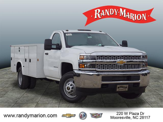 2019 Silverado 3500 Regular Cab DRW 4x4,  Knapheide Standard Service Body #TR71171 - photo 1