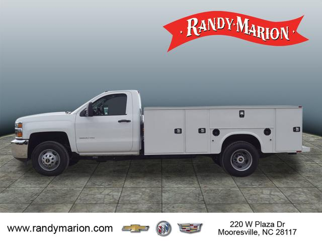 2019 Silverado 3500 Regular Cab DRW 4x4,  Knapheide Standard Service Body #TR71171 - photo 5