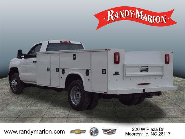 2019 Silverado 3500 Regular Cab DRW 4x4,  Knapheide Standard Service Body #TR71171 - photo 6