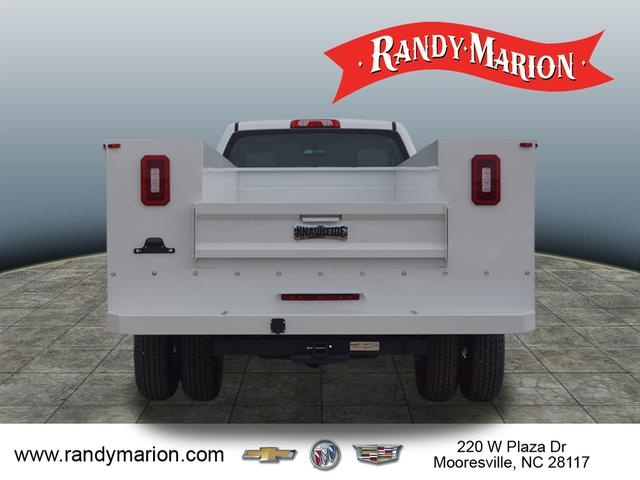 2019 Silverado 3500 Regular Cab DRW 4x4,  Knapheide Standard Service Body #TR71171 - photo 7