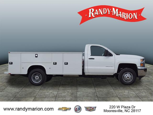 2019 Silverado 3500 Regular Cab DRW 4x4,  Knapheide Standard Service Body #TR71171 - photo 8