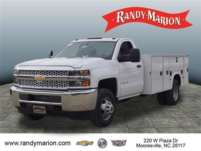 2019 Silverado 3500 Regular Cab DRW 4x4,  Knapheide Standard Service Body #TR71171 - photo 4