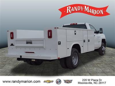 2019 Silverado 3500 Regular Cab DRW 4x4,  Knapheide Standard Service Body #TR71171 - photo 2