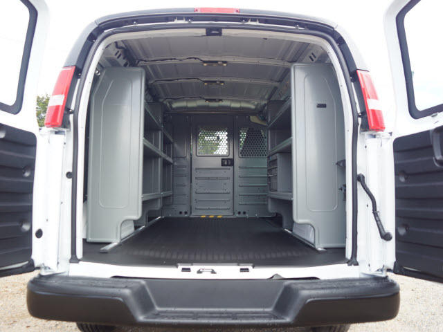 2018 Express 2500 4x2,  Upfitted Cargo Van #TR71467 - photo 2