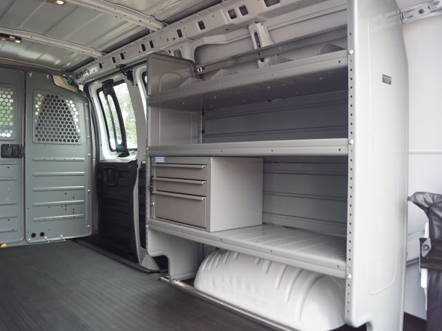 2018 Express 2500 4x2,  Upfitted Cargo Van #TR71531 - photo 10