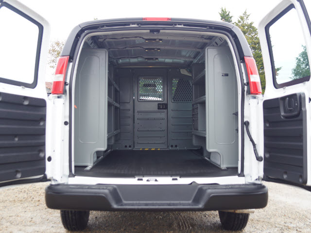 2018 Express 2500 4x2,  Upfitted Cargo Van #TR71531 - photo 2