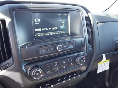 2019 Silverado 3500 Regular Cab DRW 4x4, Knapheide Contractor Body #TR72177 - photo 17