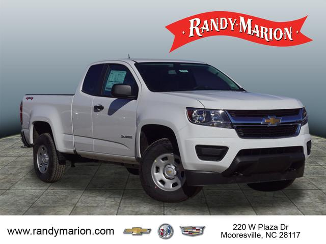 2019 Colorado Extended Cab 4x4,  Pickup #TR72263 - photo 1