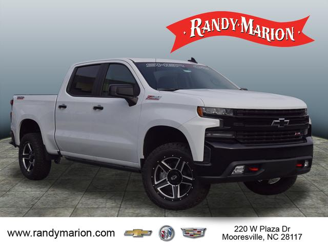 2019 Silverado 1500 Crew Cab 4x4, Pickup #TR72555 - photo 1