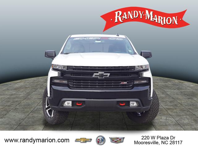 2019 Silverado 1500 Crew Cab 4x4, Pickup #TR72555 - photo 3