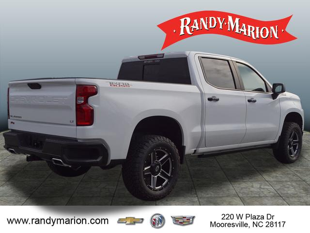 2019 Silverado 1500 Crew Cab 4x4, Pickup #TR72555 - photo 2