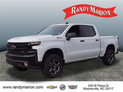 2019 Silverado 1500 Crew Cab 4x4, Pickup #TR72555 - photo 4