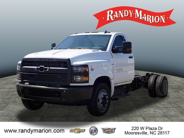 2019 Chevrolet Silverado 5500 Regular Cab DRW 4x2, Cab Chassis #TR74728 - photo 4