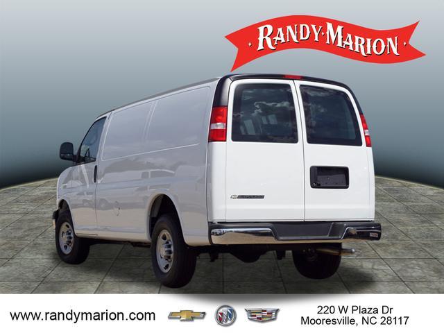 2019 Express 2500 4x2, Sortimo Shelf Staxx Upfitted Cargo Van #TR74822 - photo 6