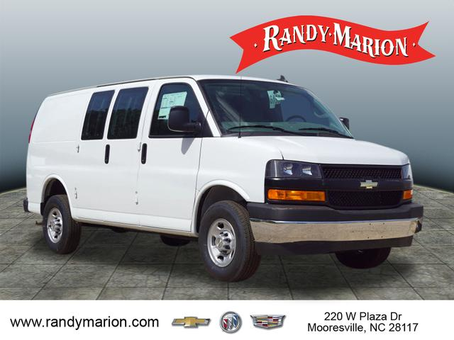 2019 Chevrolet Express 2500 4x2,  Sortimo Upfitted Cargo Van #TR74828 - photo 1