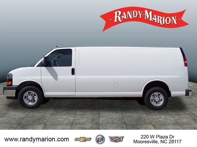 2019 Chevrolet Express 2500 4x2, Sortimo Shelf Staxx Upfitted Cargo Van #TR74828 - photo 5
