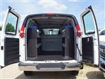 2019 Chevrolet Express 2500 4x2, Sortimo Shelf Staxx Upfitted Cargo Van #TR74828 - photo 2