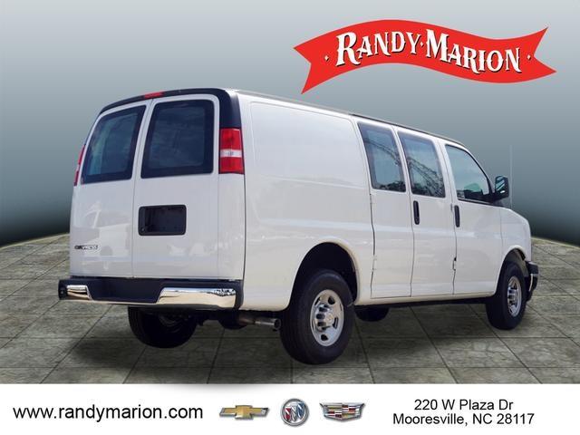 2019 Chevrolet Express 2500 4x2, Sortimo Shelf Staxx Upfitted Cargo Van #TR74908 - photo 8